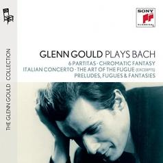 Glenn Gould (Гленн Гульд): 6 Partitas, Bwv825-830. Chromatic Fantasia & Fugue, Bwv903. Italian Concerto, Bwv971