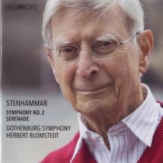 Wilhelm Stenhammar: Stenhammar: Symphony No.2 In G Minor, Op.34. Serenade In F Major, Op.31