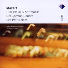 Raymond Leppard (РэймондДжонЛеппард): Eine Kleine Nachtmusik, 6 Danses Allemandes, Les Petits Riens - Apex