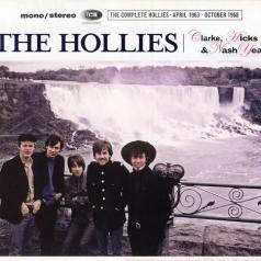 The Hollies: Clarke, Hicks & Nash Years: The Complete Hollies April 1963 - October 1968