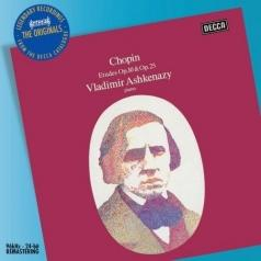 Владимир Ашкенази: Chopin: Etudes