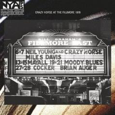 Neil Young (Нил Янг): Live At The Fillmore East