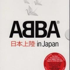 ABBA (АББА): In Japan