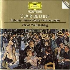 Alexis Weissenberg (Алексис Вайссенберг): Debussy: Clair de Lune; Piano Works