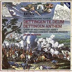 Simon Preston (Саймон Престор): Handel: The Dettingen Te Deum