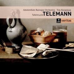 Ton Koopman (Тон Копман): Tafelmusik I-III