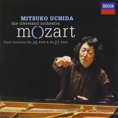 Mitsuko Uchida (Мицуко Утида): Mozart: Piano Concertos Nos.20 & 27