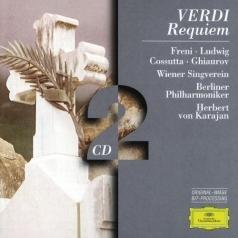 Herbert von Karajan (Герберт фон Караян): Verdi: Requiem