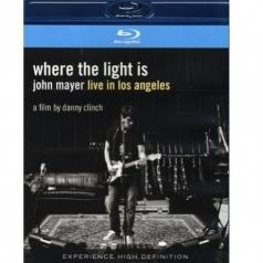 John Mayer (Джон Майер): Where The Light Is: John Mayer Live In Los Angeles