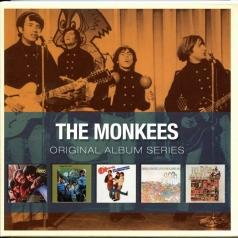 The Monkees (Зе Манкис): Original Album Series