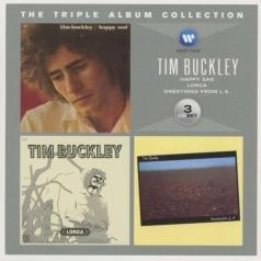 Tim Buckley (Тим Бакли): The Triple Album Collection