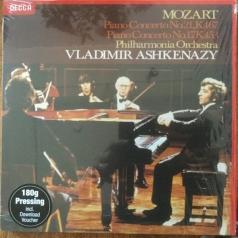 Vladimir Ashkenazy (Владимир Ашкенази): Mozart: Piano Concertos Nos.17 & 21