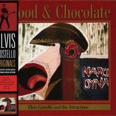 Elvis Costello (Элвис Костелло): Blood And Chocolate