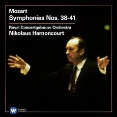 Nikolaus Harnoncourt (Николаус Арнонкур): Symphonies 38-41