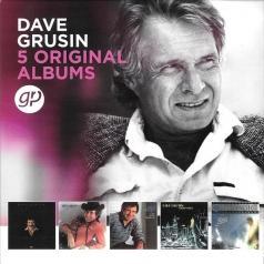 Dave Grusin (Дэйв Грузин): Original Albums