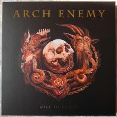 Arch Enemy (Арч Энеми): Will To Power