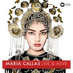 Maria Callas (Мария Каллас): Maria Callas: Live and Alive