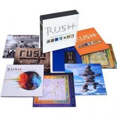 Rush: The Studio Albums - 1989-2007