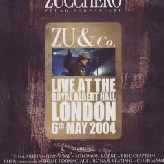 Zucchero (Дзуккеро): Zu & Co. / Live At The Royal Albert Hall