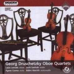Lencses Lajos (Лайош Ленчеш): Oboe Quartets