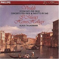 I Musici: Vivaldi: 6 Concertos For Oboe & Strings