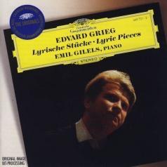 Emil Gilels (Эмиль Гилельс): Grieg: Lyric Pieces