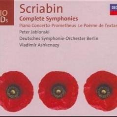 Владимир Ашкенази: Scriabin: Symphonies