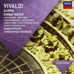 Simon Preston: Vivaldi: Gloria; Stabat Mater
