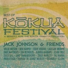 Jack Johnson (Джек Джонсон): Jack Johnson & Friends: Best Of Kokua Festival