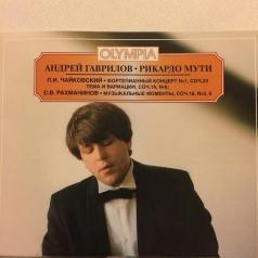 Gavrilov Muti Tchaikovsky #1 Rachmaninov