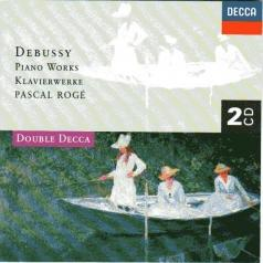 Pascal Rogé (Паскаль Роже): Debussy: Piano Works