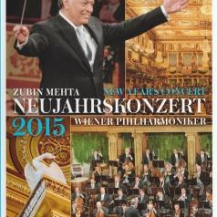 Vienna Philharmonic (Венский филармонический оркестр): New Year'S Concert 2015