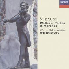 Willi Boskovsky (Вилли Босковски): Strauss, J.II: Waltzes, Polkas & Marches