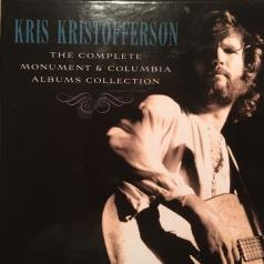 Kris Kristofferson (Крис Кристофферсон): The Complete Monument & Columbia Album Collection