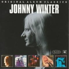Johnny Winter (Джонни Винтер): Original Album Collection
