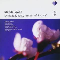 Barbara Bonney (Барбара Бонней): Symphony No.2, 'Hymn Of Praise'