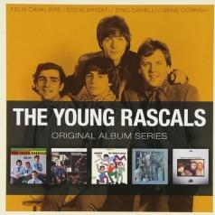 The Rascals (Зе Раскалс): Original Album Series