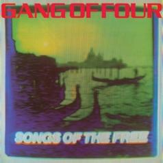Gang Of Four (Ганг оф фор): Songs Of The Free (RSD2019)
