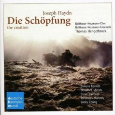 Thomas Hengelbrock (Томас Хенгельброк): Die Schopfung/The Creation
