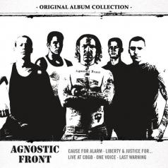 Agnostic Front (Агностик Фронт): Original Album Collection: Discovering Agnostic Front