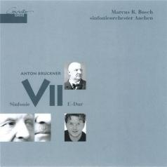 Anton Bruckner (Антон Брукнер): Symphonie Nr. 7 (+ Cd 2 Als Dts-Version)
