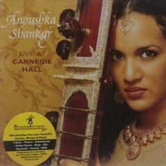 Anoushka Shankar (Анушка Шанкар): Live At Carnegie Hall
