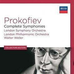 London Symphony Orchestra (Лондонский симфонический оркестр): Prokofiev: The Symphonies