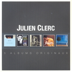 Julien Clerc (Жюльен Клерк): Original Album Series