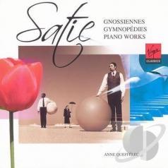 Anne Queffelec (Анн Кеффелек): Piano Works: Gymnopedies, Gnossiennes