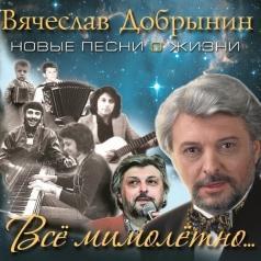Вячеслав Добрынин: Всё Мимолётно…