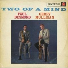 Paul Desmond (Пол Дезмонд): Two Of A Mind