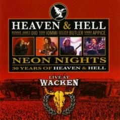 Heaven & Hell (Хеван анд хелл): Neon Nights - Live At Wacken