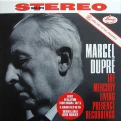 Marcel Dupre (Марсель Дюпре): Mercury Living Recordings