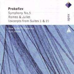 Kurt Masur (Курт Мазур): Symphony No.5; Romeo & Juliet - Excerpts From Suites 1 & 2